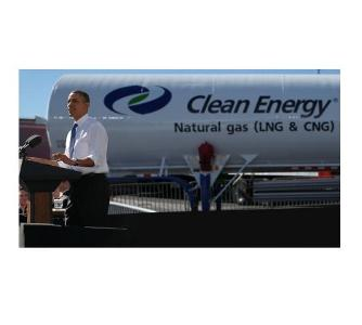 President Obama proposes federal initiatives supporting use of natural gas for transportation