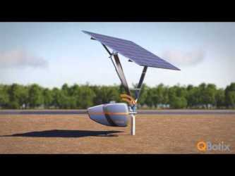 QBotix unveils a new tracking system to maximize energy output in solar power plants