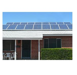 Arizona University's research center selects SOLON solar capacity rooftop solution