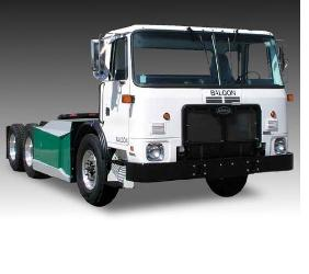 Balqon launches zero-emissions heavy duty electric tractor
