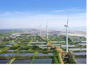 Chinese wind turbine provider Ming Yang opens research center in the U.S.