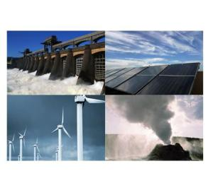 Top 5 renewable energy sources in India in 2011-12