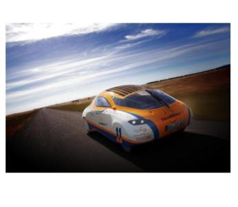 Solar powered car tour in the U.S. sponsored by SolarWorld to start this week